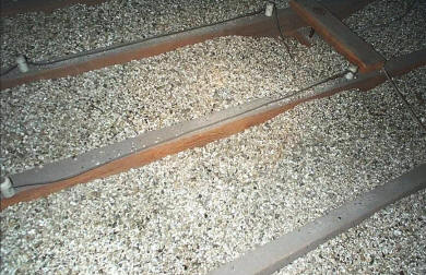 Vermiculite Attic Insulation Heeley Home Inspection