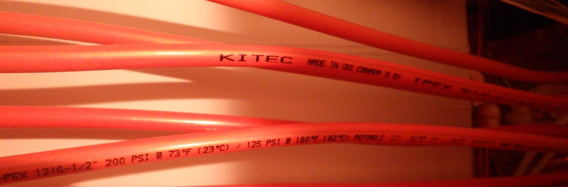 Kitec Plumbing Heeley Home Inspection Serving Guelph Cambridge